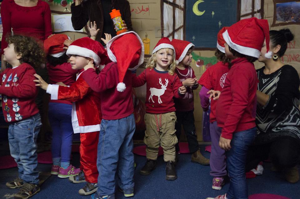 Haifa Christmas 2013